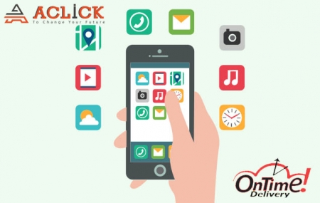 Mobile App Development Company in Pollachi - AClick Solution