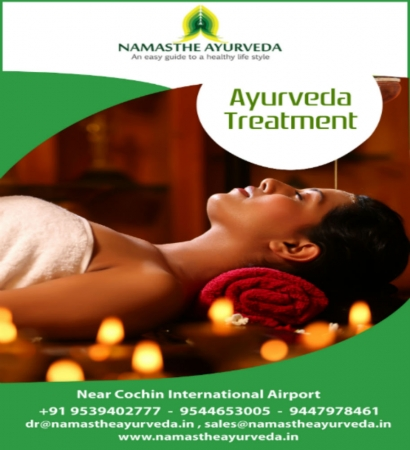 Ayurveda treatments in kerala, Namasthe ayurveda