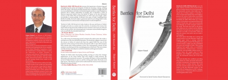 Book on delhi battle, book on indian battle, Rajeev katyal
