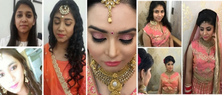 Bridal Makeup Salon In Rohini, Bridal Makeup Salon In West Delhi.