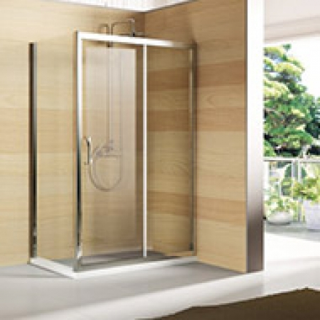 Walk in, Quadrant, Corner Frameless Shower Enclosures, Glass Shower Doors