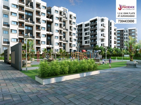 Aurangabad's one of a kind 1,2 & 3 bhk branded flats from world renowned and trustworthy Pride Group