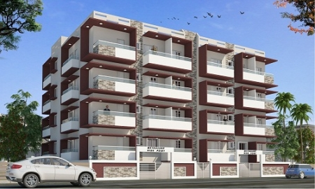 Smarty priced 2/3 bhk flats for sale @ RT Nagar