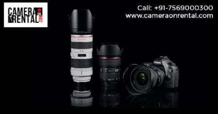 Professional Cameras For Rental In Hyderabad|Camera On Rental