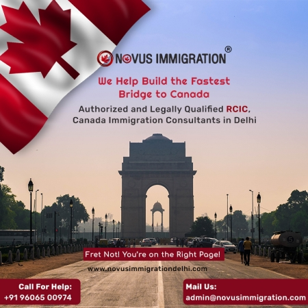 Best Consultancy in Delhi for Canada | Novusimmigrationdelhi.com